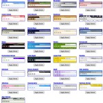 下載Google Chrome佈景主題123款