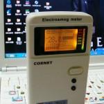 筆記電腦電磁波最強在哪邊?電磁波實測-3