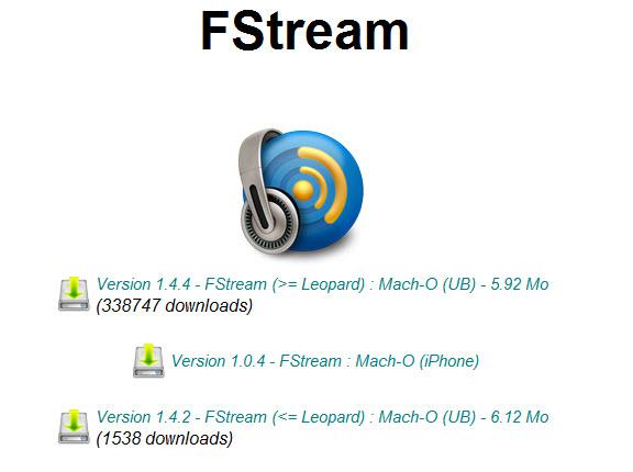 fstream