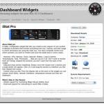 mac免費的系統監控好幫手widgets-istat pro