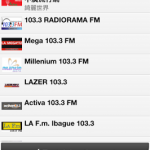 IPHONE FStream(免費)+Taiwan Radio+DioRaQ+3款FM網路收音機