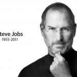 Steve Jobs 一生記事圖表
