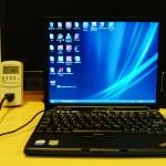 筆電超省電?我的 Thinkpad X61耗電量實測!!