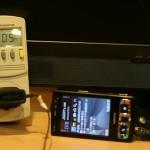 手機充電需幾瓦特(w)-以nokia n95實測