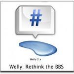 MAC上PTT的支援滑鼠瀏覽bbs的welly
